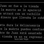 Calavera a Juan